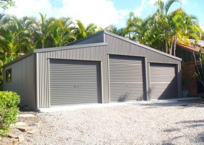 Skillion sheds